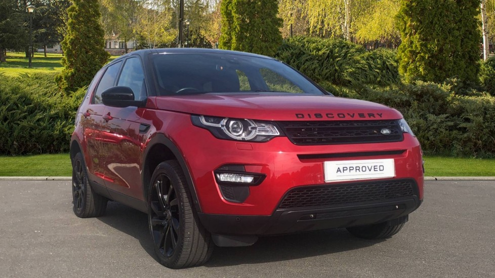 Land Rover Discovery Sport 2.0 TD4 180 HSE Luxury 5dr Diesel Automatic 4x4 (2016)