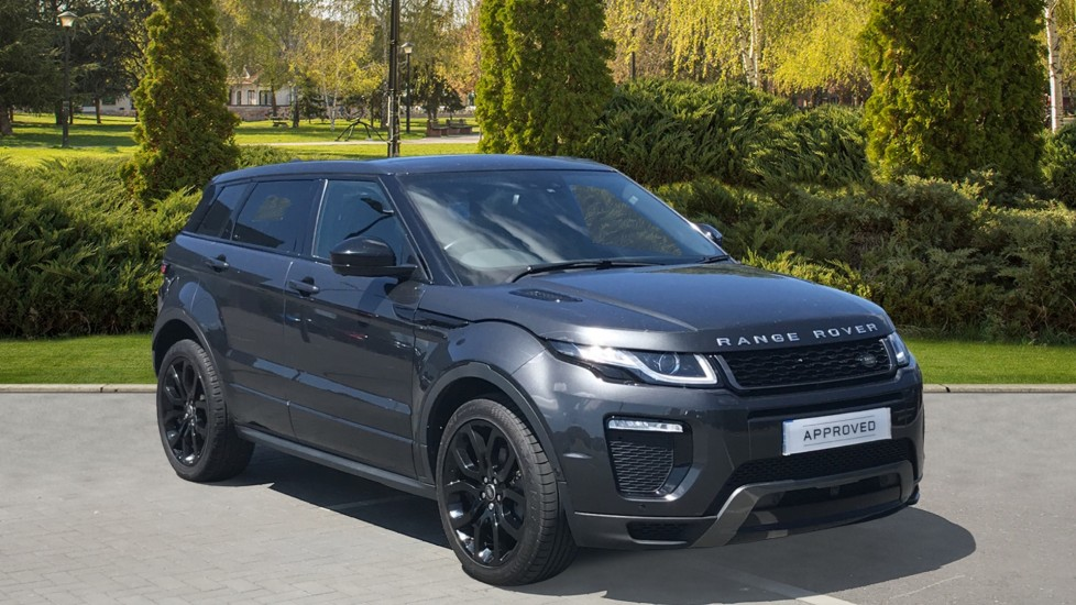 Land Rover Range Rover Evoque 2.0 TD4 HSE Dynamic Lux 5dr - LUX Pack, Heated front seats, Digital TV, Front Parking Aid Diesel Automatic Hatchback (2017)