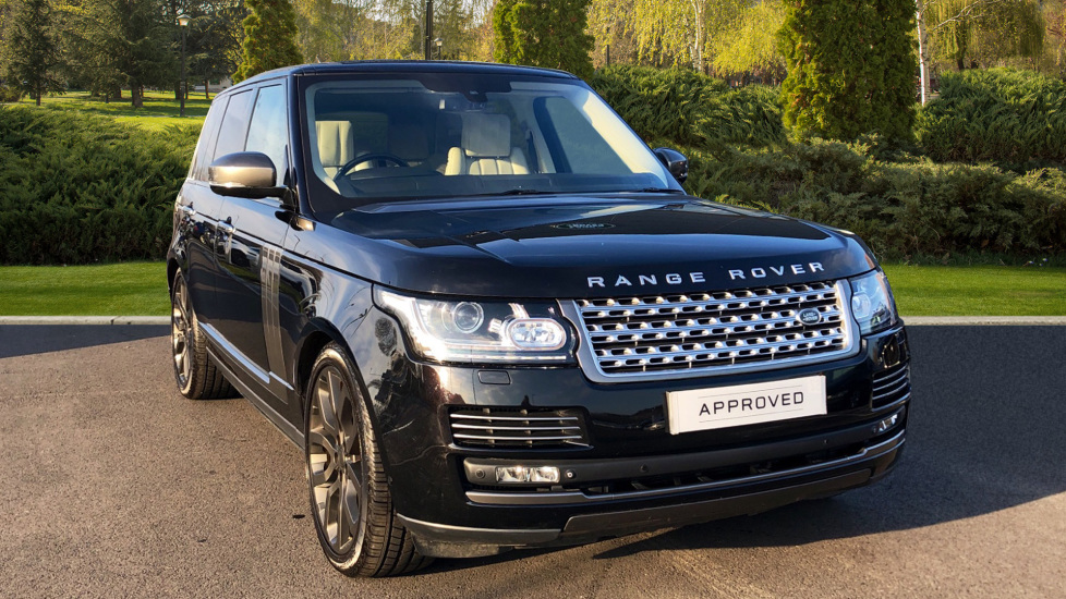 Land Rover Range Rover 4.4 SDV8 Autobiography 4dr Diesel Automatic 5 door 4x4 (2014) image