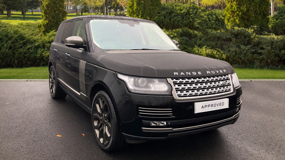 Land Rover Range Rover 4.4 SDV8 Autobiography 4dr Diesel Automatic 4x4 (2014)