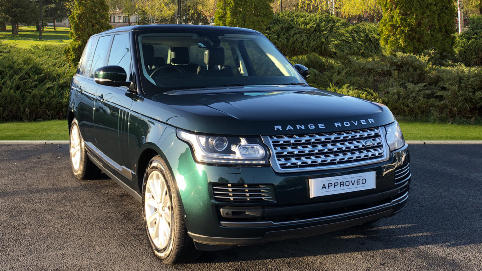Land Rover Range Rover 3.0 TDV6 Vogue 4dr Diesel Automatic 5 door Estate (2015)