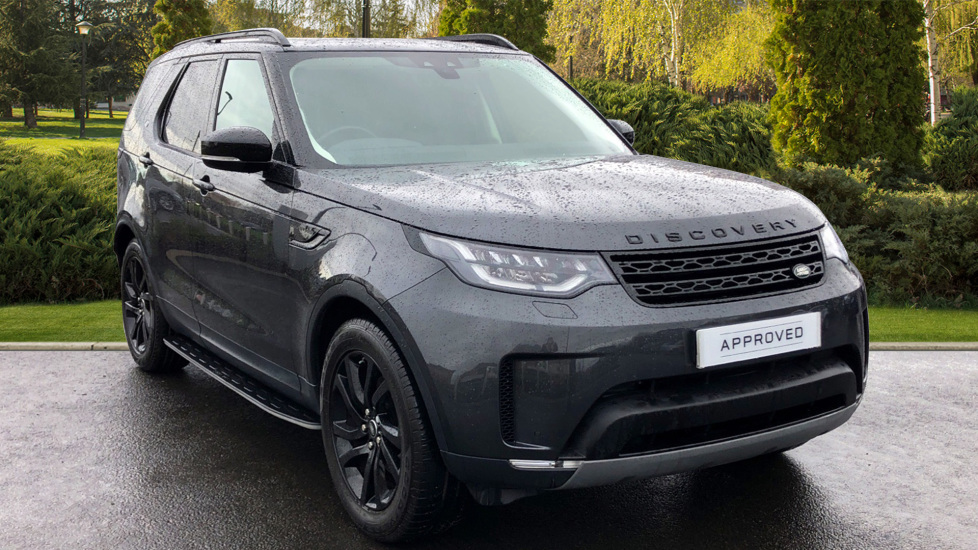Land Rover Discovery HSE TD6 AUTO with Desirable Factory Fitted Extras 3.0 Diesel Automatic 5 door (2018)