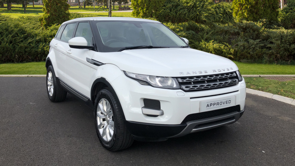 Land Rover Range Rover Evoque 2.2 SD4 Pure 5dr [9] [Tech Pack] Diesel Automatic 4x4 (2014) image