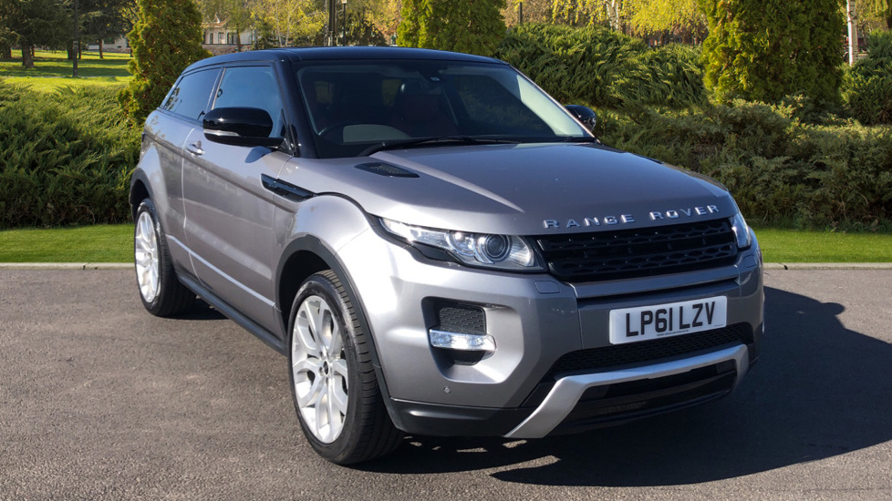 Land Rover Range Rover Evoque 2.0 Si4 Dynamic 3dr Automatic Coupe (2012)