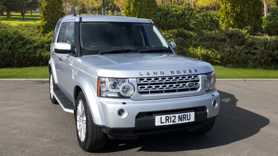 Land Rover Discovery 3.0 SDV6 255 HSE 5dr Diesel Automatic 4x4 (2012)