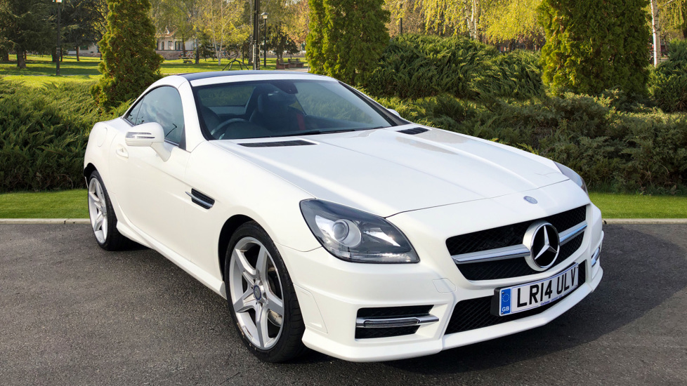 Mercedes-Benz SLK SLK 250 CDI BlueEFFICIENCY AMG Sport 2dr Tip 2.1 Diesel Automatic Roadster (2014) image