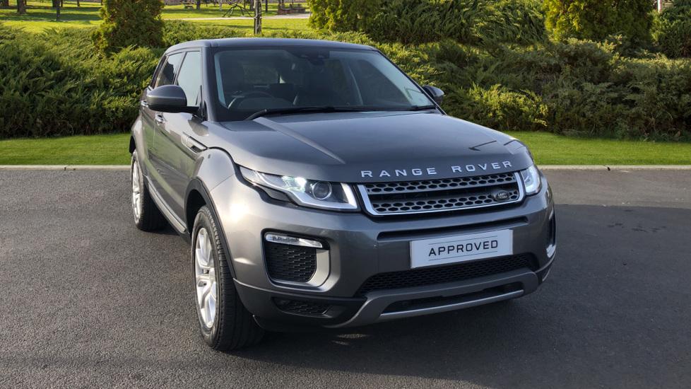 Land Rover Range Rover Evoque 2.0 TD4 SE 5dr Diesel Hatchback (2016)