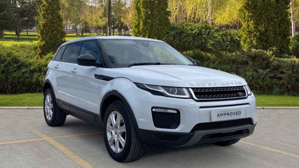 Land Rover Range Rover Evoque 2.0 TD4 SE Tech 5dr - 360 degree Park Assist, Privacy glass, InControl Pro Navigation Diesel Hatchback