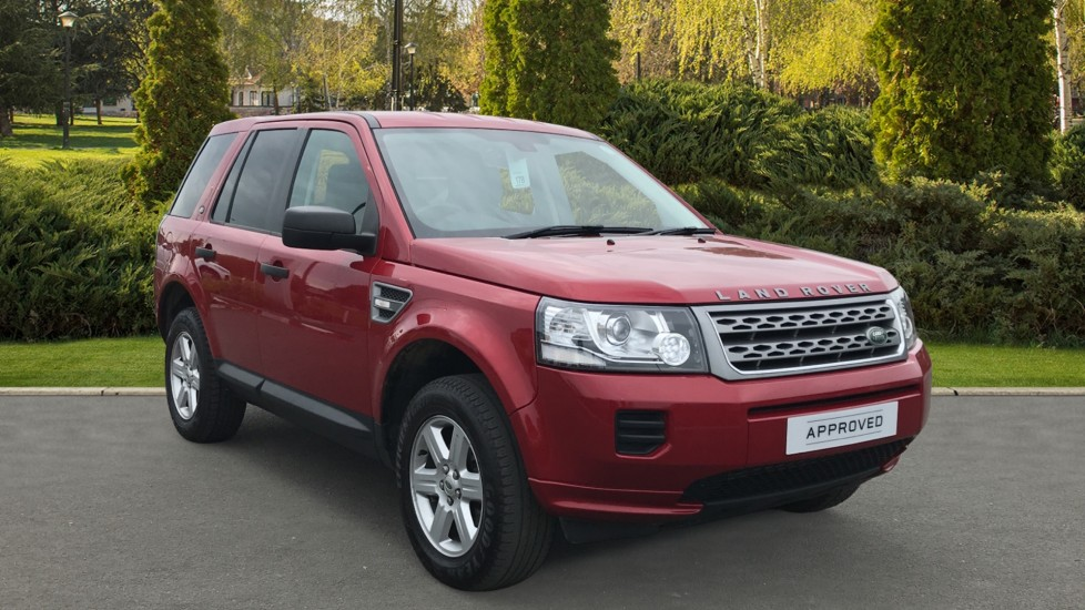 Land Rover Freelander 2.2 SD4 GS 5dr Diesel Automatic 4x4