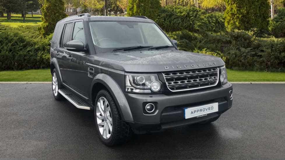 Land Rover Discovery DISCOVERY SE SDV6 AUTO 3.0 Diesel Automatic 5 door (2016)