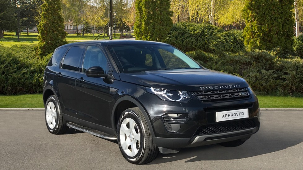 Land Rover Discovery Sport 2.0 TD4 SE 5dr [5 seat] Diesel Estate (2016)