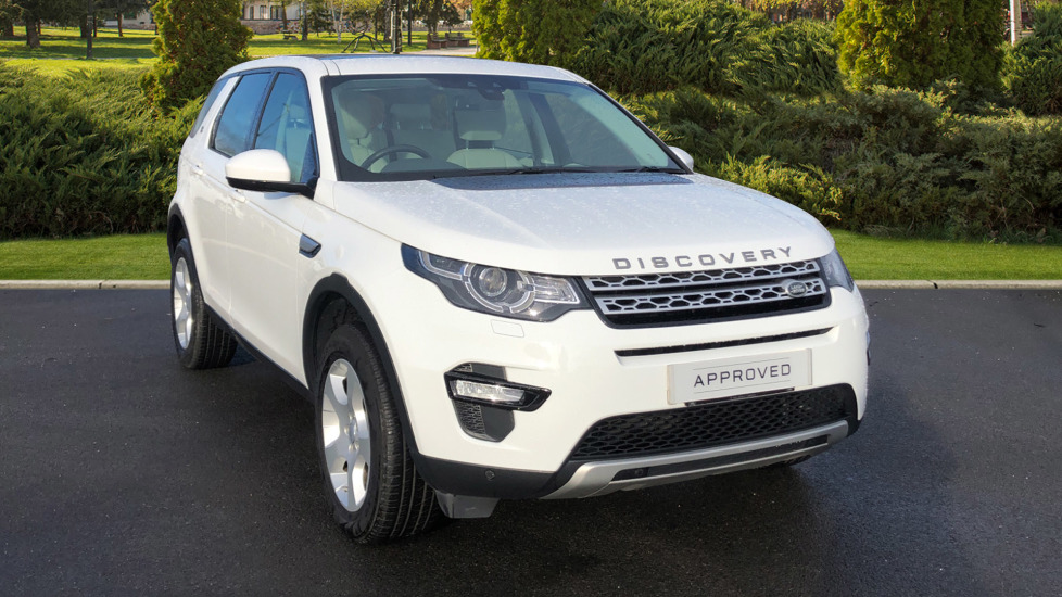 Land Rover Discovery Sport 2.0 eD4 HSE 5dr 2WD [5 Seat] Diesel Hatchback (2017)