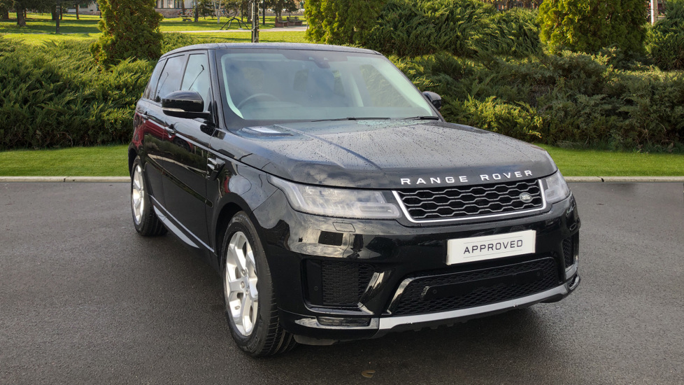 Land Rover Range Rover Sport 2.0 Si4 HSE 5dr Automatic Estate (2019)
