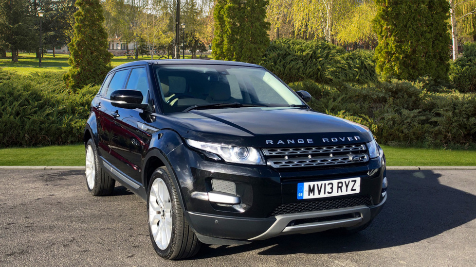 Land Rover Range Rover Evoque 2.2 SD4 Pure 5dr [Tech Pack] Diesel Automatic Hatchback (2013) image