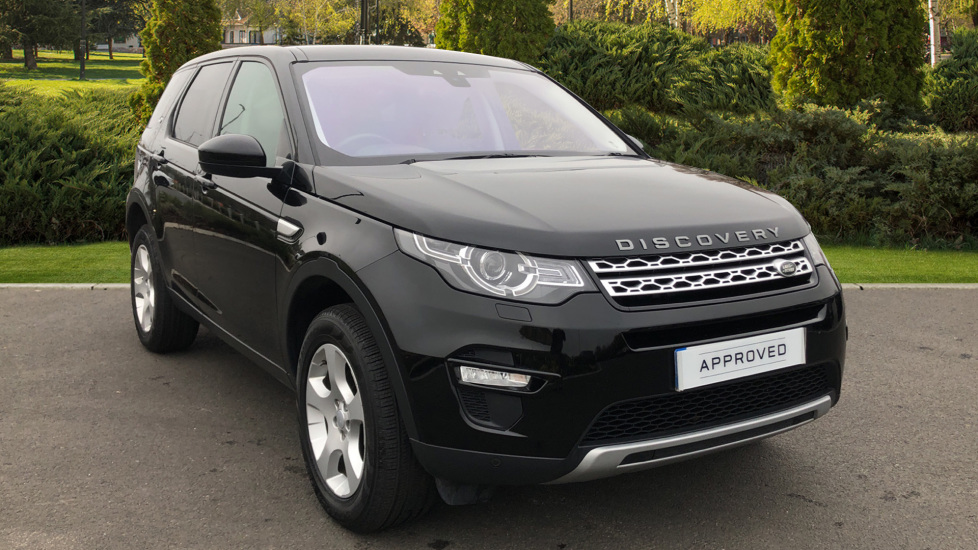 Land Rover Discovery Sport 2.0 eD4 HSE 5dr 2WD [5 Seat] Diesel 4x4 (2017) image