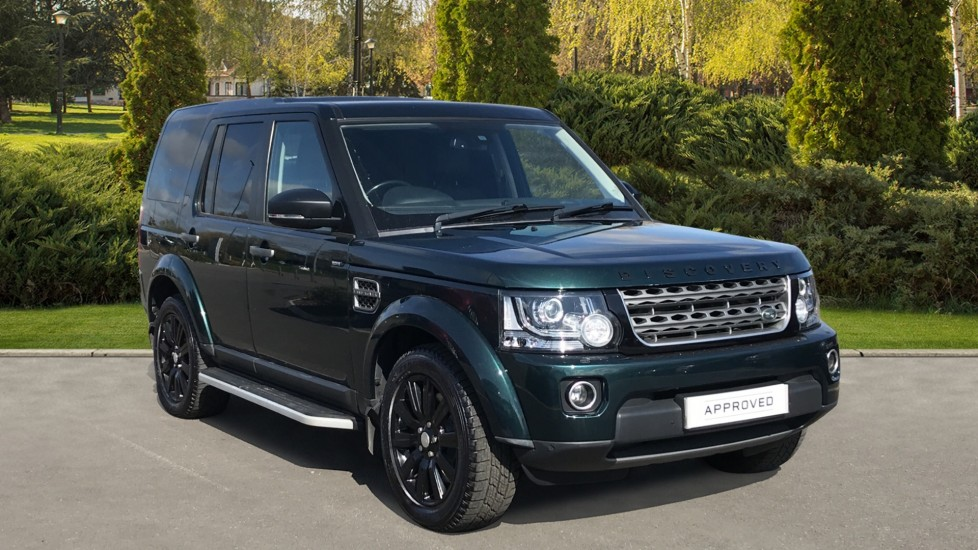 Land Rover Discovery XS Commercial SE 3.0 SDV6 Auto Diesel Automatic 5 door (2015)