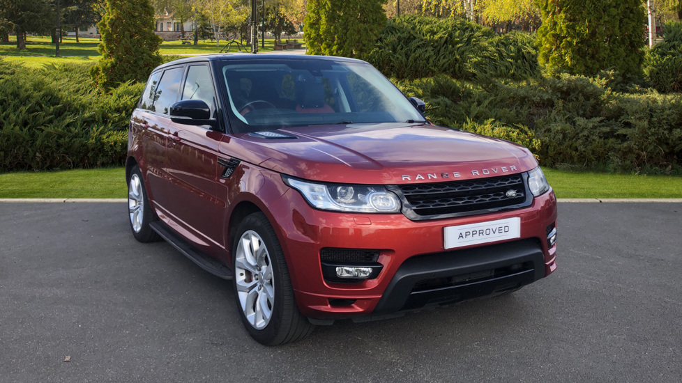 Land Rover Range Rover Sport 3.0 SDV6 Autobiography Dynamic 5dr Diesel Automatic Estate (2014) at Land Rover Swindon thumbnail image