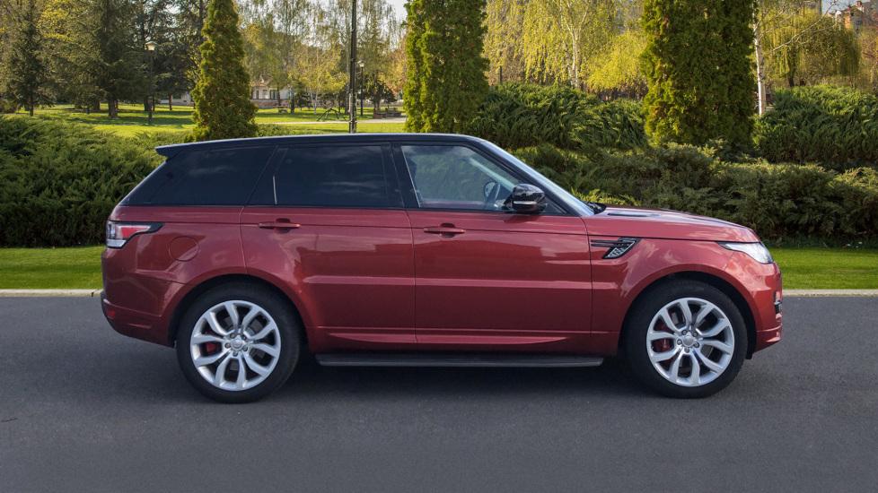 Land Rover Range Rover Sport 3.0 SDV6 Autobiography Dynamic 5dr image 5