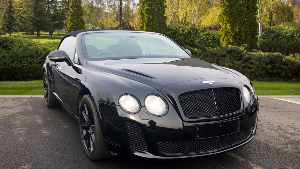 Bentley Continental GTC 6.0 W12 Supersports 2dr Automatic Convertible (2010) image