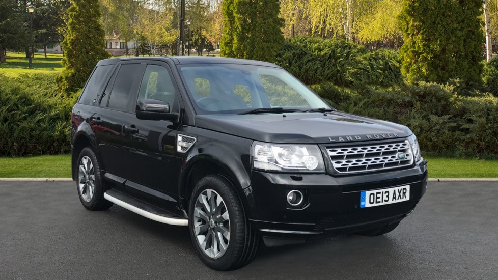 Land Rover Freelander 2.2 SD4 HSE LUX 5dr Diesel Automatic 4x4 (2013)
