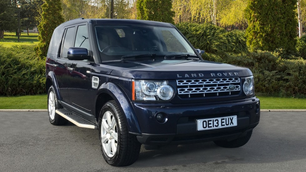 Land Rover Discovery 3.0 SDV6 255 HSE 5dr Diesel Automatic 4x4 (2013)