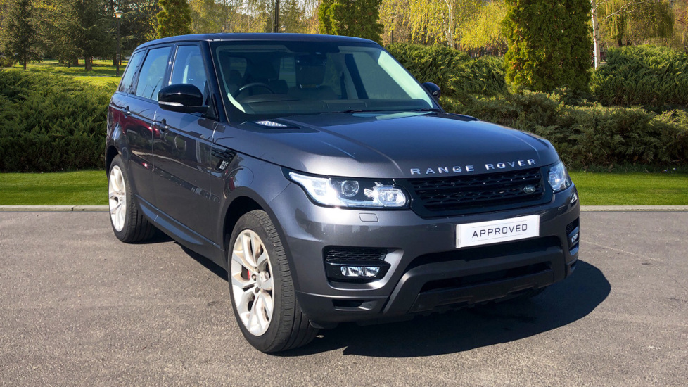 Land Rover Range Rover Sport 3.0 SDV6 Autobiography Dynamic 5dr Diesel Automatic Estate (2014) image