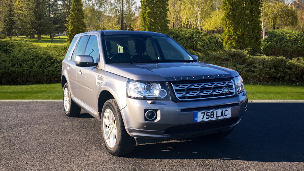 Land Rover Freelander 2.2 SD4 HSE 5dr Diesel Automatic 4x4 (2013) image