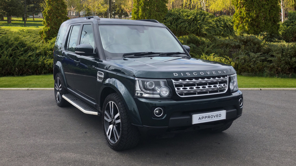 Land Rover Discovery 3.0 SDV6 HSE Luxury 5dr Diesel Automatic 4x4 (2014)