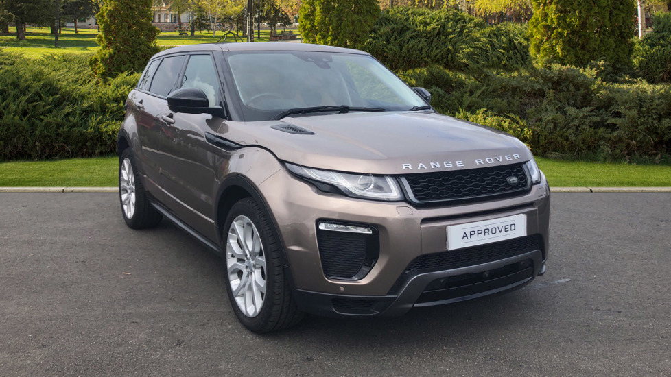 Land Rover Range Rover Evoque 2.0 TD4 HSE Dynamic Lux 5dr Diesel Automatic Hatchback (2015) image