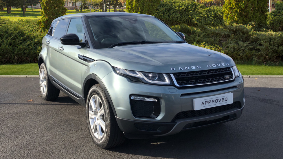 Land Rover Range Rover Evoque 2.0 TD4 SE Tech 5dr Diesel 4x4 (2016) at Land Rover Swindon thumbnail image