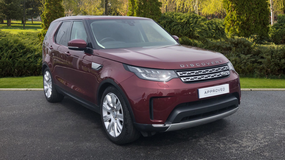 Land Rover Discovery 2.0 SD4 HSE 5dr + Panoramic Roof + Privacy Glass +  Diesel Automatic 4x4 (2017) at Land Rover Barnet thumbnail image