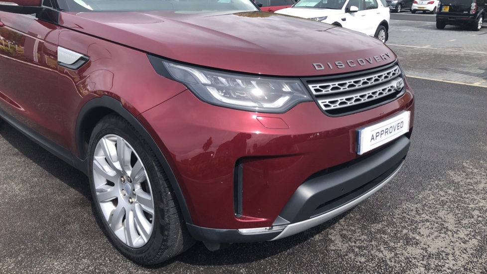 Land Rover Discovery 2.0 SD4 HSE 5dr image 16