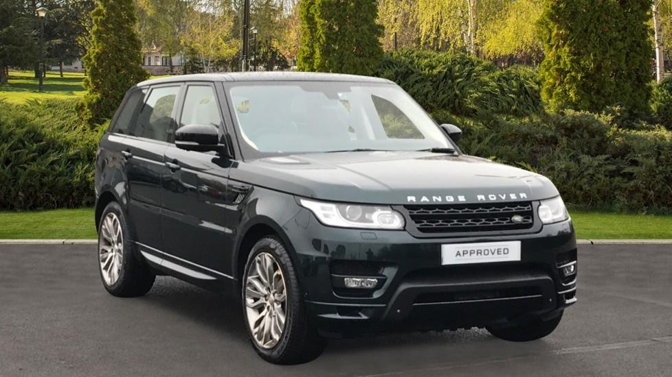 Land Rover Range Rover Sport 4.4 SDV8 Autobiography Dynamic 5dr Diesel Automatic Estate (2015)