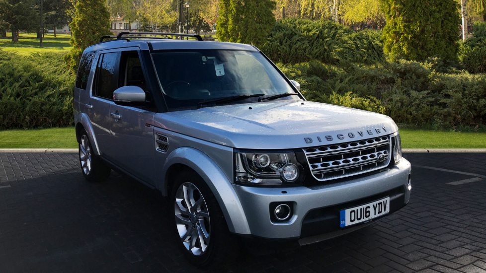 Land Rover Discovery 3.0 SDV6 HSE 5dr Diesel Automatic 4x4 (2016) image