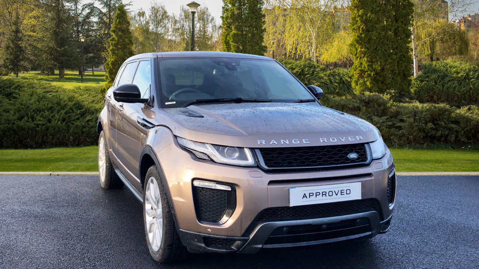Land Rover Range Rover Evoque 2.0 TD4 HSE Dynamic Lux 5dr Diesel Automatic 4x4 (2017) image