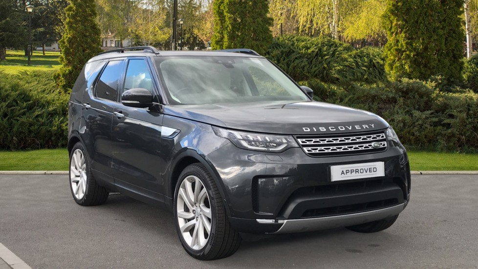 Land Rover Discovery 3.0 SDV6 HSE Luxury Electrically deployable tow bar, Rear Camera Diesel Automatic 5 door 4x4