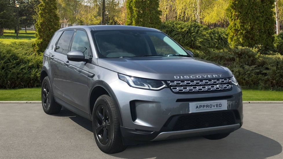 Land Rover Discovery Sport 2.0 D180 SE 5dr - Heated steering wheel, Privacy glass, Fixed panoramic roof Diesel Automatic 4x4