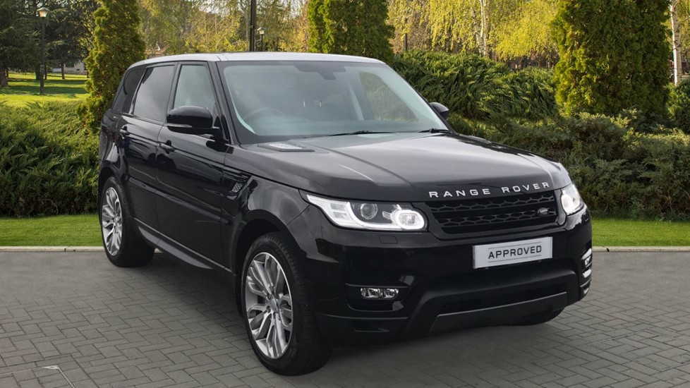 Land Rover Range Rover Sport 3.0 SDV6 [306] HSE Dynamic sliding pan roof and rear camera Diesel Automatic 5 door Estate
