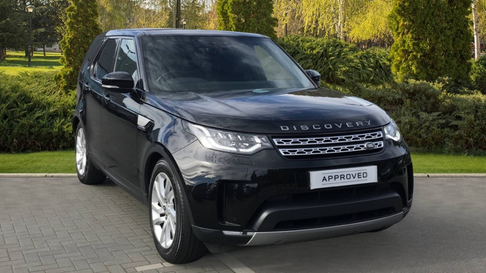 Land Rover Discovery 2.0 SD4 HSE Sliding front panoramic roof, 10 inch Touch Pro Diesel Automatic 5 door 4x4