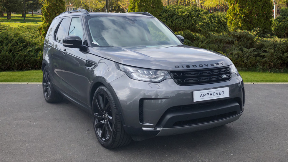 Land Rover Discovery 3.0 TD6 HSE Luxury 5dr Diesel Automatic 4x4 (2018)