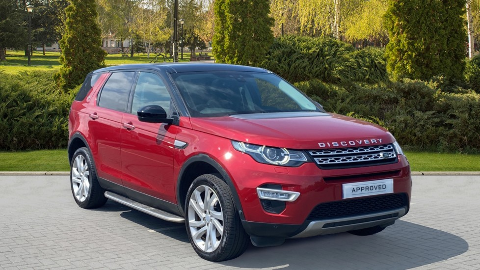 Land Rover Discovery Sport 2.0 TD4 180 HSE Luxury 5dr Diesel Automatic Estate at Land Rover Swindon thumbnail image