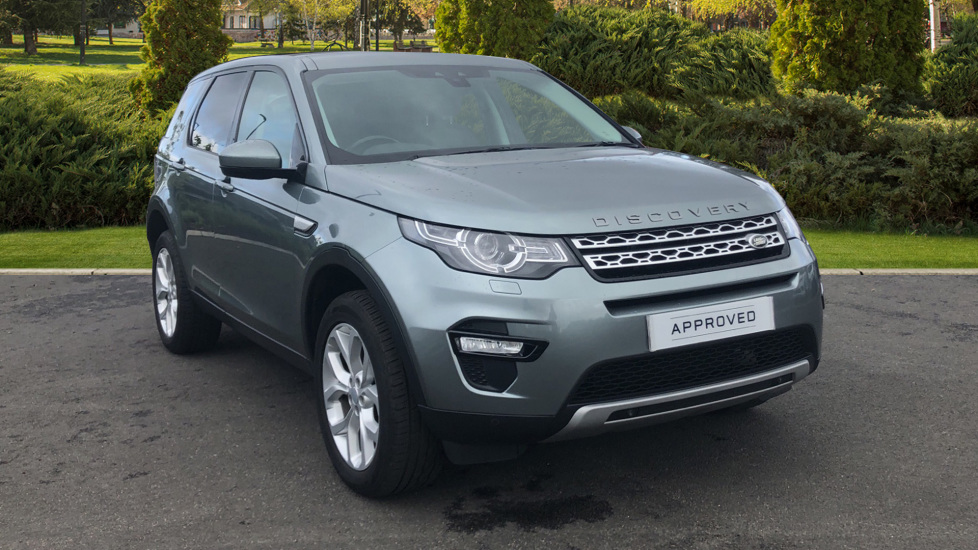 Land Rover Discovery Sport 2.0 TD4 180 HSE 5dr Diesel 4x4 (2015) image