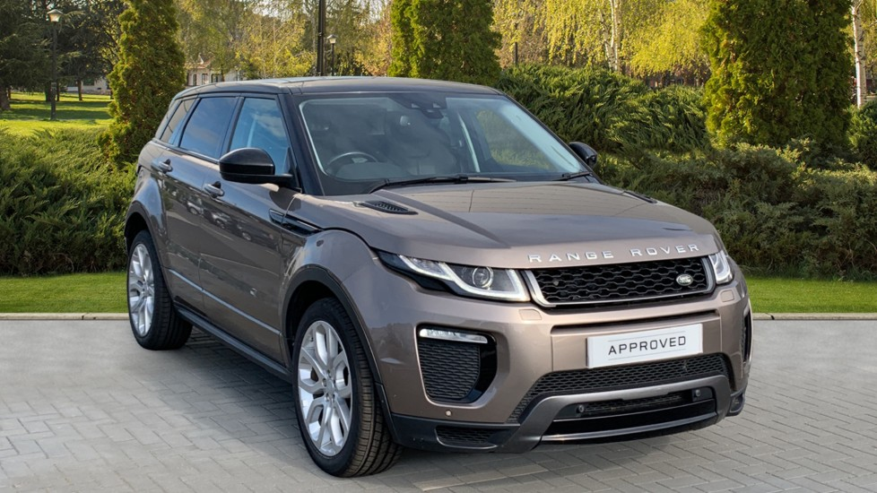 Land Rover Range Rover Evoque 2.0 TD4 HSE Dynamic 5dr Pan roof and reversing camera Diesel Automatic 4x4