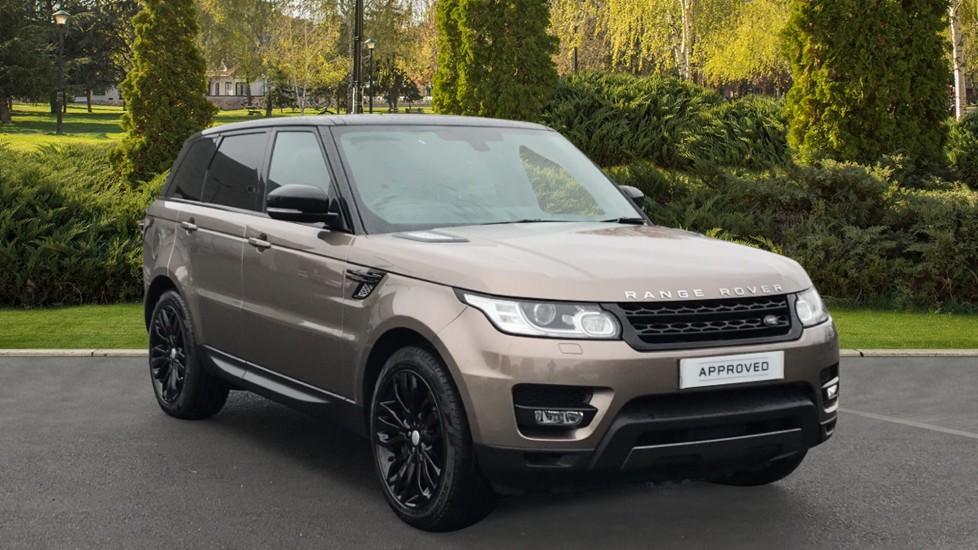 Land Rover Range Rover Sport 3.0 SDV6 [306] HSE Dynamic 5dr Diesel Automatic Estate (2016.5)
