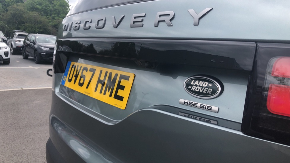 Land Rover Discovery 3.0 Supercharged Si6 HSE 5dr  image 12