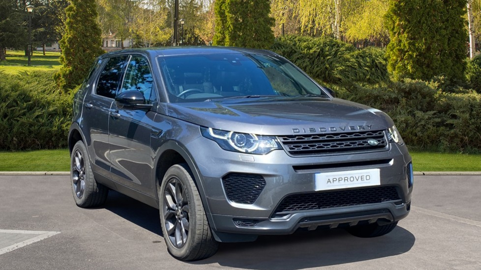 Land Rover Discovery Sport 2.0 TD4 180 Landmark 5dr - Entertainment Pack, InControl Pro Navigation, Rear Camera Diesel Automatic 4x4