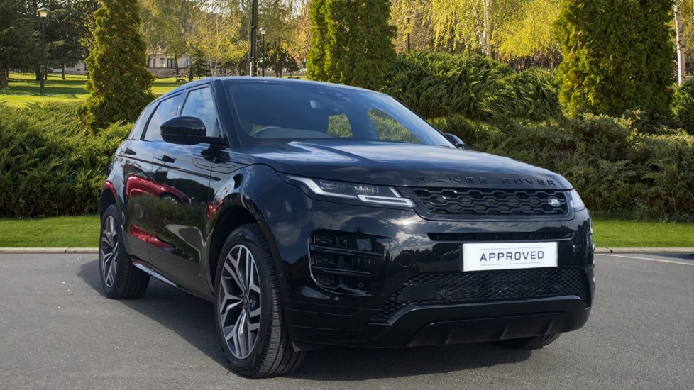 Land Rover Range Rover Evoque 2.0 D180 R-Dynamic HSE 5dr Diesel Automatic Hatchback (2019)