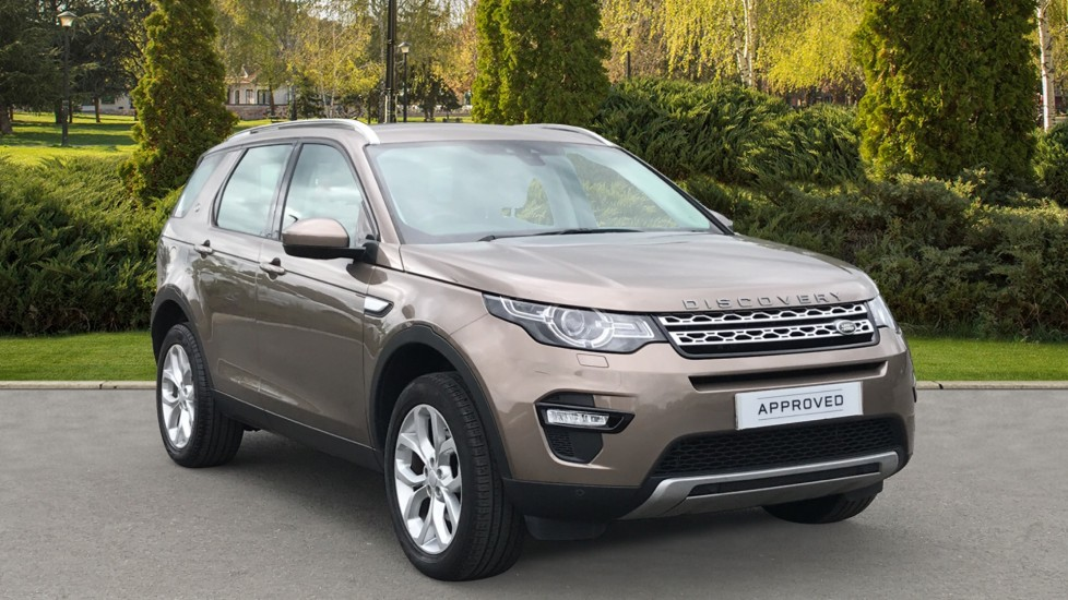 Land Rover Discovery Sport 2.0 TD4 180 HSE 5dr Diesel Automatic Estate