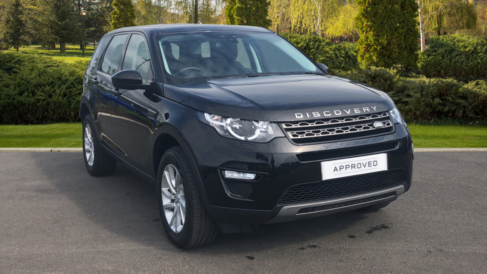 Land Rover Discovery Sport 2.0 TD4 180 SE Tech 5dr -  5+2 Seats Diesel Automatic Estate (2017) image