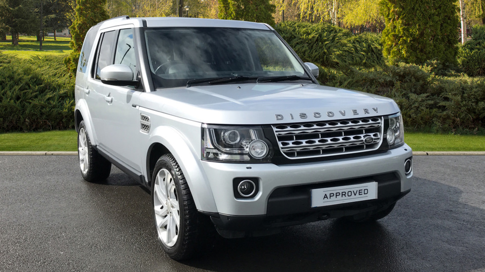 Land Rover Discovery 3.0 SDV6 HSE 5dr Diesel Automatic MPV (2014)